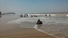Setse beach Mawlamyine
