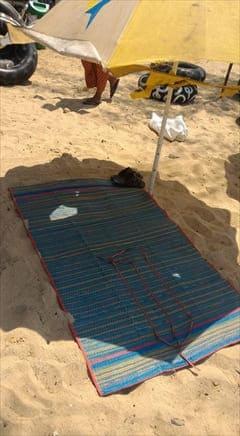 シン・ター・ヤー・ビーチ Shine Thar Yar Beach ダウェイ Dawei 観光 写真 Photo